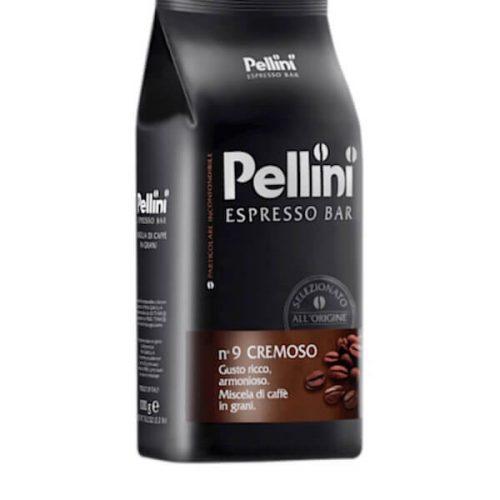 pellini espresso bar cremosso no9